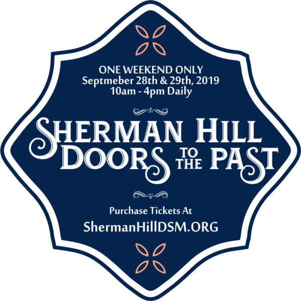 2019 Doors to the Past Home Tour