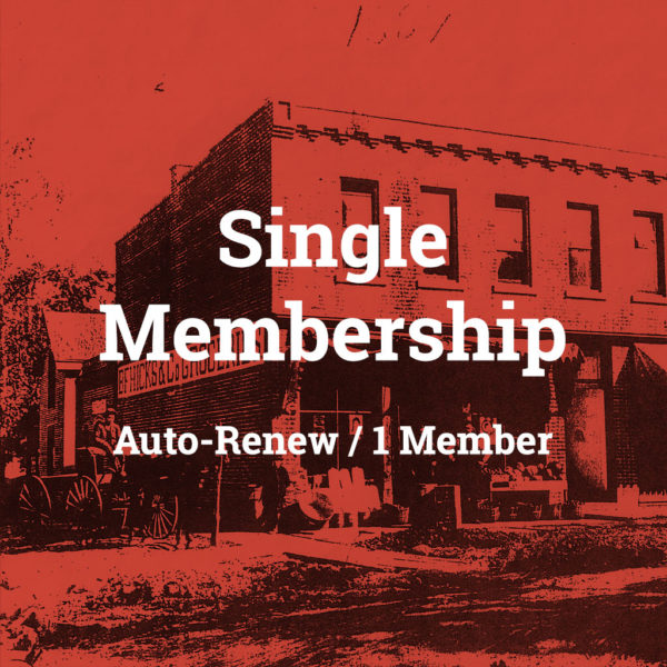 SHA Single Membership Subscription